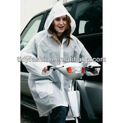 Durable Waterproof Bicycle Rain Poncho