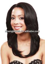 FREE SHIPPING!! 100% human hair. Bobbi Boss lace front wig Brazilian Hair.