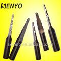 Senyo-60 / 90 / 120 degree 2 cuchillas NC manchado taladros rubi cortador de azulejo