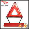 High quality safety reflector warning triangle with certificate