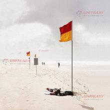 large cheap beach decor flag