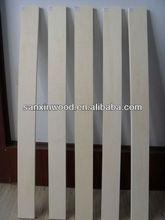 paulownia wooden blind slats