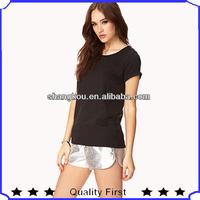 Korean lady latest tops fashion chiffon blouses 2013 new designs