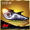 Hyundai Sonata 2009-2013 Headlight with Bi-xenon Projector