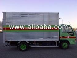 Used 1997 Isuzu NKR66 Aluminum Van