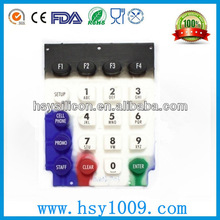 Cheap and Durable PC accessories,Silicone Buttons