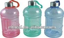 Eco friendly PETG plastic water jug BPA free