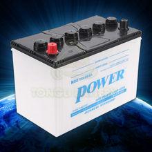 12v 80ah battery operated vehicle lead acid mf storage battery