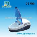 Nebulizador compresor de pistón para el asma