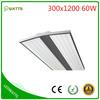 factory price big size 60 watt led panel light