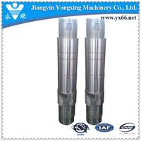 steel spline shaft