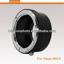 Lens Adapter for Nikon AI Mount to Micro4/3 M4/3 Olympus E-P1 Panasonic G1 GH1 DC51