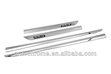 Car Accessory Chrome Side Door Moulding Trim Type B for Toyota Rav4 2013 Up