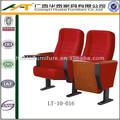 Conseil d'administration de base chaise auditorium de pièces en plastique, salle de cinéma de l'équipement pour la vente