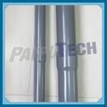 de plástico pvc pipa de agua precio anillo de goma o cemento de conexión