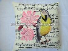 43*43cm printed bedding cushion/pillow