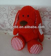 plush dog/stuffed dog toy/plush animal toys