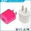CE/FCC 100-240V 5V-2A USB Home Wall Charger for Ipad