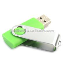 Cheapest bulk 2gb business swivel usb flash drives