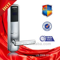 LS2008 Wireless Networked Wifi RF Hotel Door Lock