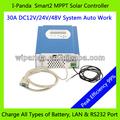 30a 12v 24v 48v bateria controlador de carga do circuito para uso doméstico