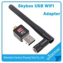 Skybox WiFi USB Adapter / 150Mbps Ralink RT5370 USB WiFi Adapter