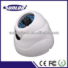 "1/4"" cmos cctv dome camera plastic case"