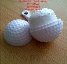 Hot promotion golf ball poncho raincoat