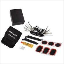 Bike tire repair tools kits