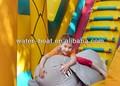 Últimas castillo de juguete, Inflatabe juguete para los niños a la venta