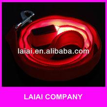 2014 new design super shining led dog leash
