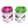Christmas 600ml Small Plastic Hot Food Storage Box With Handle
