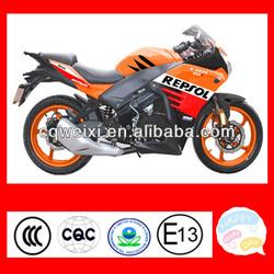 China chongqing cheap mini gas racing motorcycles 250cc for sale