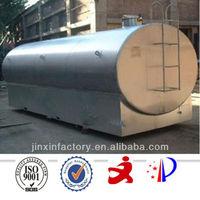 New TUV/ISO 20m3 Horizontal Diesel Oil Storage Tank Manufacturer