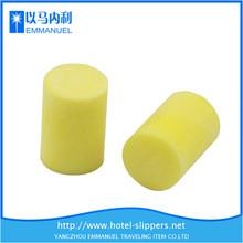 Amarelo PU espuma anti poeira pode redução de ruído