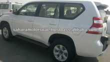 2014 MODEL NEW CAR TOYOTA PRADO 3000CC TURBO DIESEL AUTOMATIC