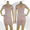short sleeve cocktail dress pink, bandage fabric dresses sleeveless party dressing H438