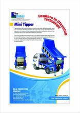 Mini Tipper