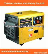 old factory semi-automatic Diesel Generators king max power generators