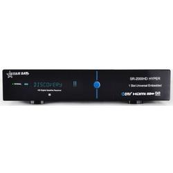 STARSAT SR-2000 HD HYPER Satellite Receiver + WiFi Dongle