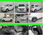 SUV electric car