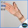 foam padding comfortable baseball finger splint branded finger protectors
