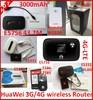 HuaWei 3G/4G wireless router E560 E586 E5151 E5220 E5331 E5756 E5776 E5336 E5372 E3272 WS320 Brand new unlock Original HongKong