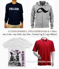 custom hoodies , sweatshirts , custom t-shirts , polo shirts