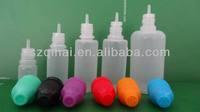 10ml /20ml/30ml/50ml/100ml soft pe plastic bottles containers for e e-cigarettes liquid