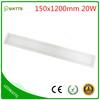 20 watts led panel light 150*1200
