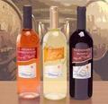 Vino da tavola italiano a 0. 75 bottiglie rosso, bianco e rosa