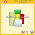 Mejor calidad filtro aceite rollos papel partes Motocicletas Jingcheng