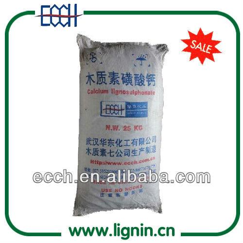 Calcium Lignosulphonate Chemicals Manufacturer Binder Yellow Brown Powder Bonding Agents