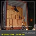 Escortes à port de guangzhou à karachi au pakistan avec le service de dédouanement.